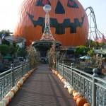 Europapark pour Halloween